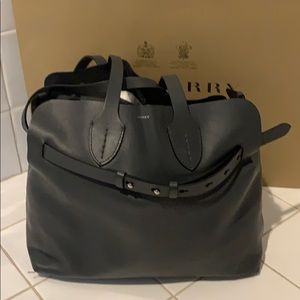 Burberry medium belt bag. Perfect condition.
